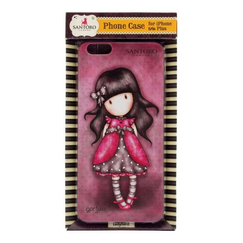 Carcasa iPhone 6/6S Plus,Ladybird