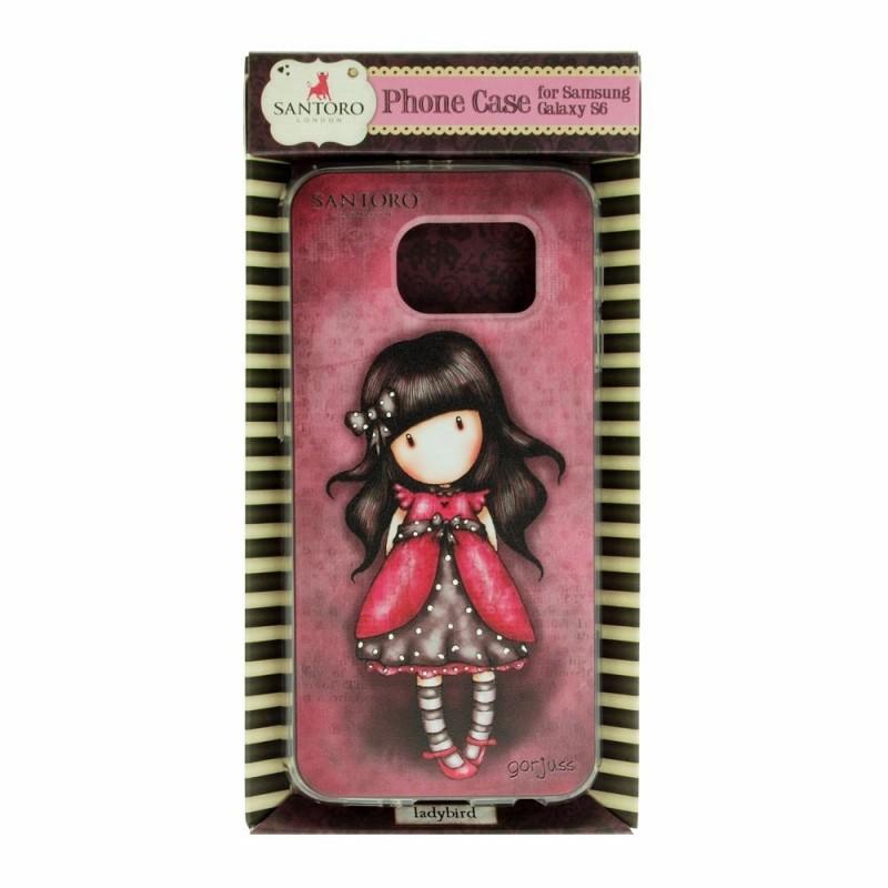 Carcasa Samsung Galaxy S6,Ladybird