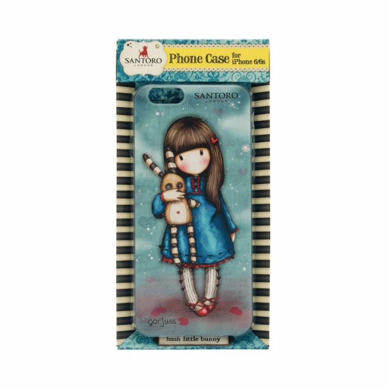 Carcasa iPhone 6/6S,Hush Little Bunny