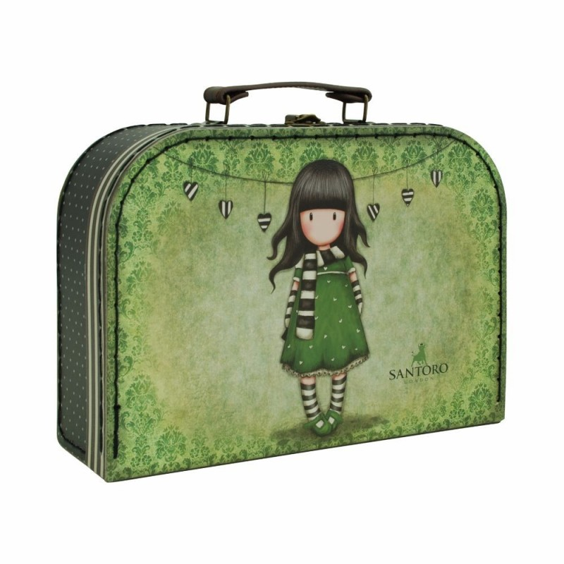 Cutie tip valiza,26x18x9cm,Whe Scarf
