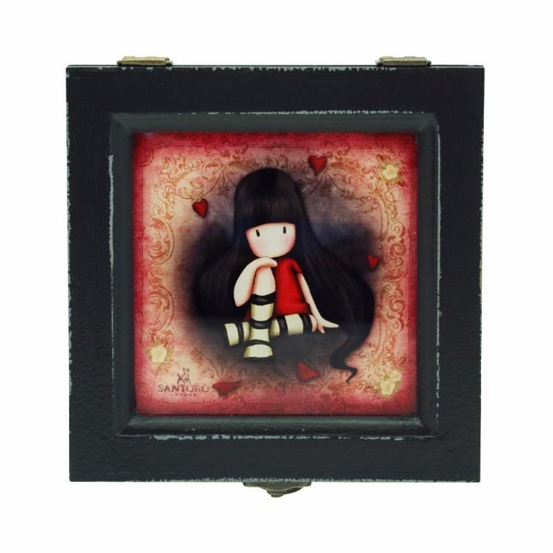Caseta lemn 16x16x6,Ruby
