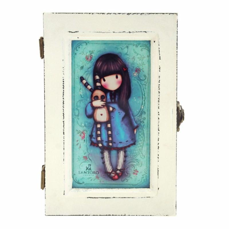 Caseta lemn 19x13x6,Hush Little Bunny
