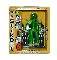 Stikbot,robot,div. culori