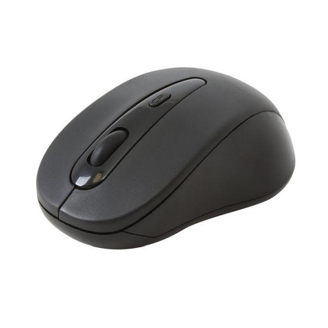 Mouse OM-416, 1600DPI, Wireless, Negru, Omega