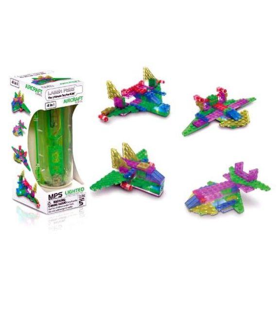 Laser pegs,Aeronava,4in1,100pcs