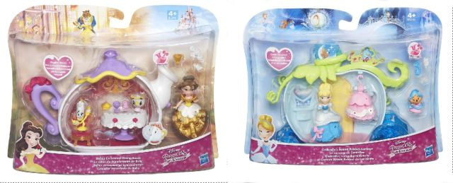 Papusa Disney,Princess mini,set joaca