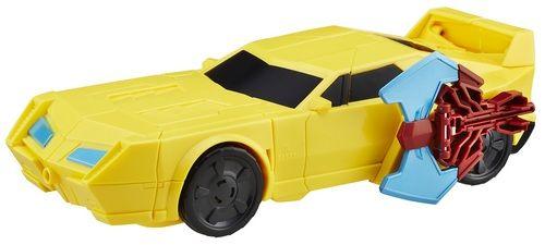 Transformers-Figurina RID,Power Heroes,sunet,cu mini-con