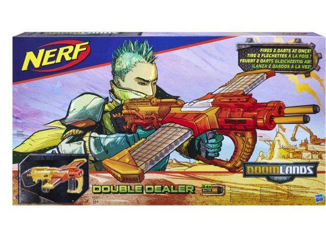 Nerf-Blaster Doomlands,Double Dealer