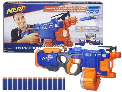 Nerf-Blaster Elite,Hyperfire