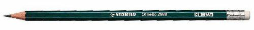 Creion grafit Stabilo 2988,2B,12buc/set
