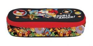 Pouch 1 fermoar,Angry Birds