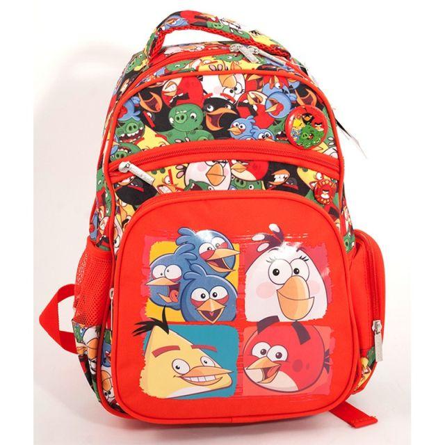 Ghiozdan 38x27x12cm,Angry Birds