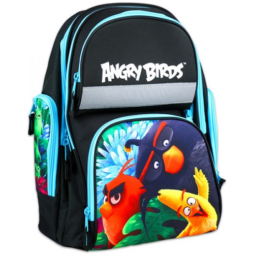 Rucsac 29x44x22cm,Angry Birds