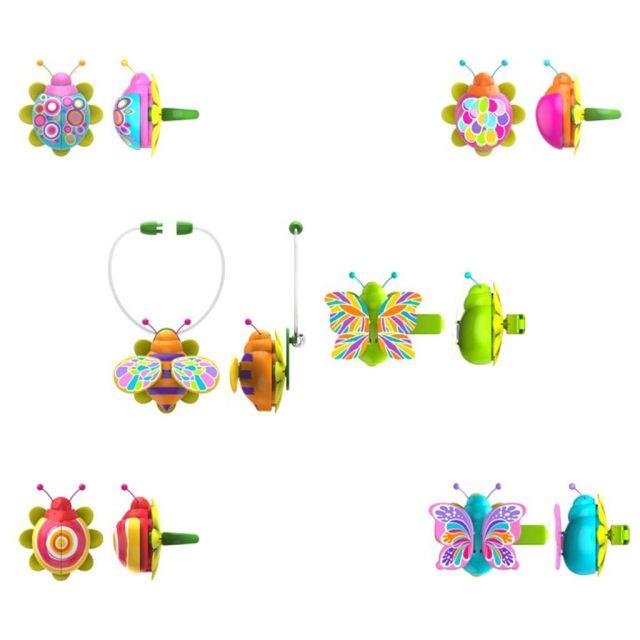 Insecte magice,cu accesorii