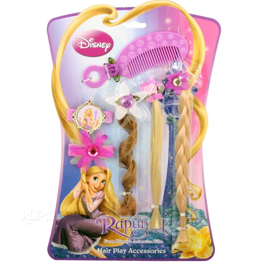 Set accesorii pentru par,Rapunzel