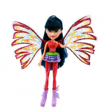 Papusa Winx Mini Doll Sirenix,Musa