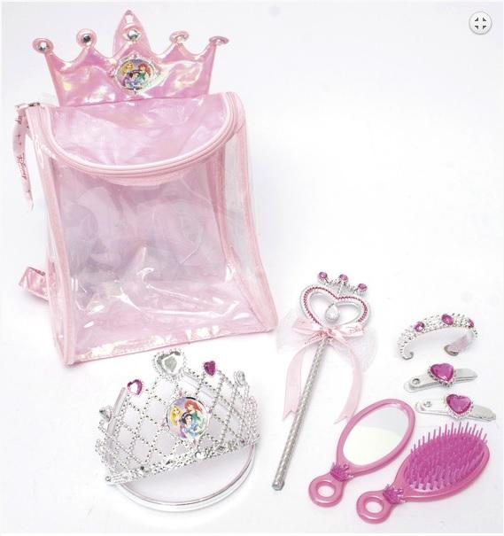 Rucsac cu accesorii pt par,Princess