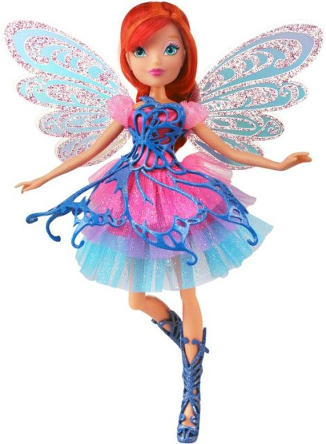 Papusa Winx Zana Butterflix,Bloom