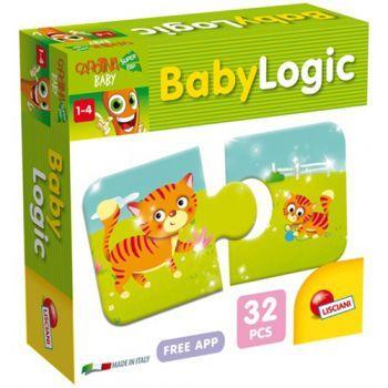 Puzzle logic,Carotina baby