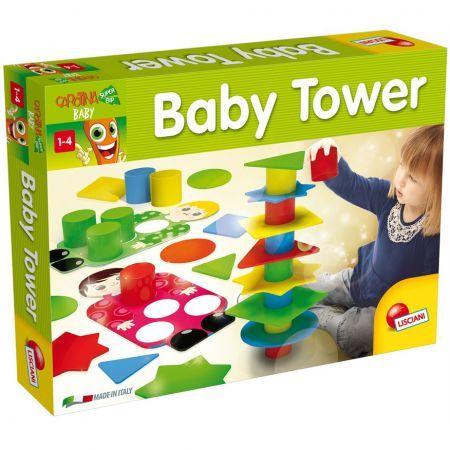 Joc Turnul,Carotina baby