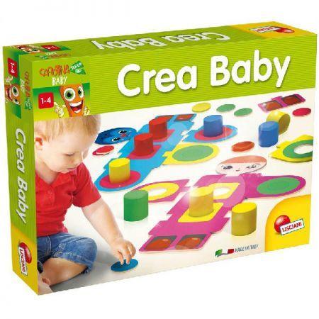 Joc bebelusi,Crea baby