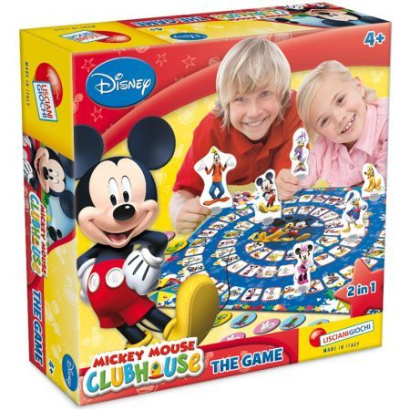 Joc Clubul lui Mickey,Super game