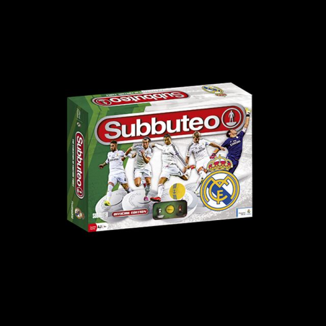 Set fotbal de masa,Real Madrid
