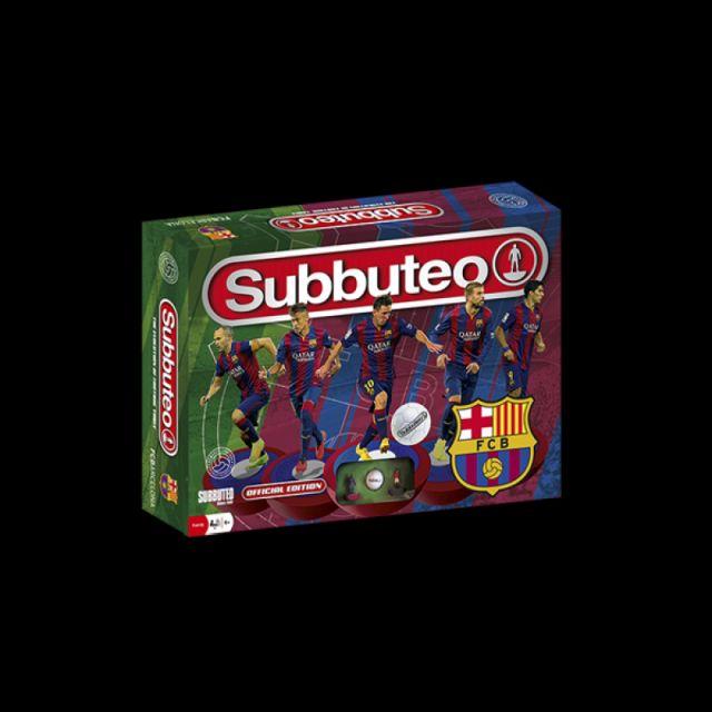 Set fotbal de masa,FC Barcelona
