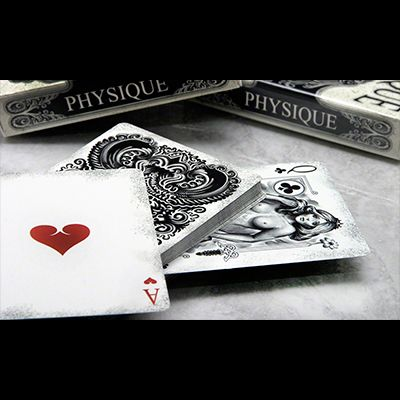 Carti de joc-Physique Marfuri