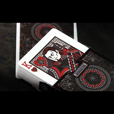 Carti de joc-Bicycle Black Rose Marfuri