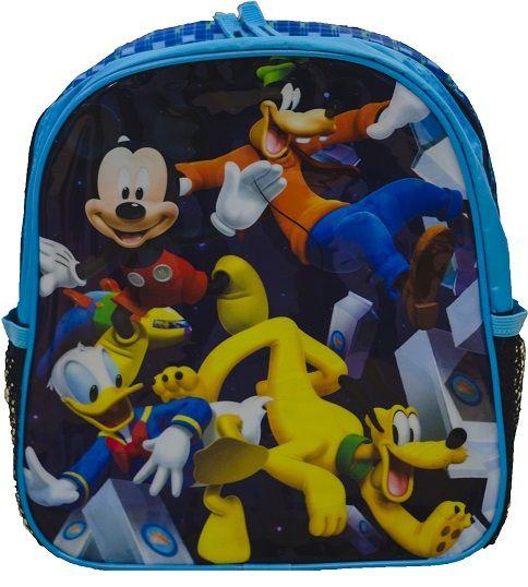 Ghiozdan echipat,Mickey