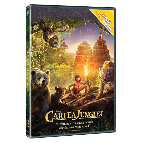 JUNGLE BOOK - CARTEA JUNGLEI