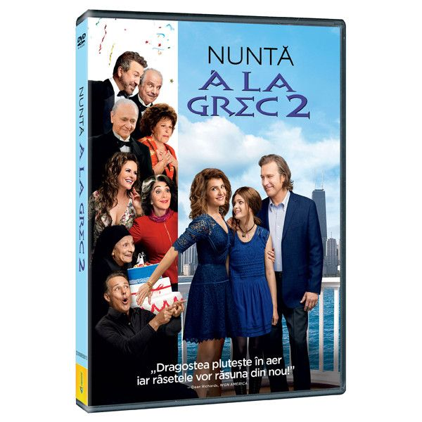 MY BIG FAT GREEK WEDDING 2 - NUNTA A LA GREC 2