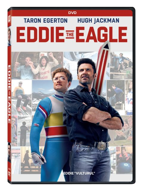 EDDIE THE EAGLE - EDDIE VULTURUL