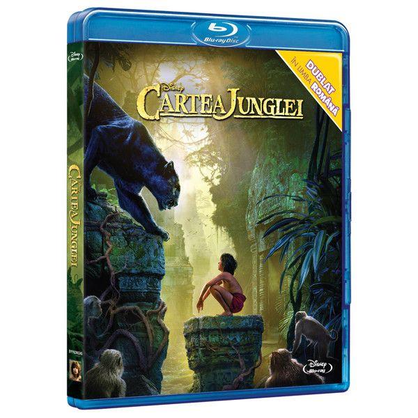 BD: JUNGLE BOOK - CARTEA JUNGLEI