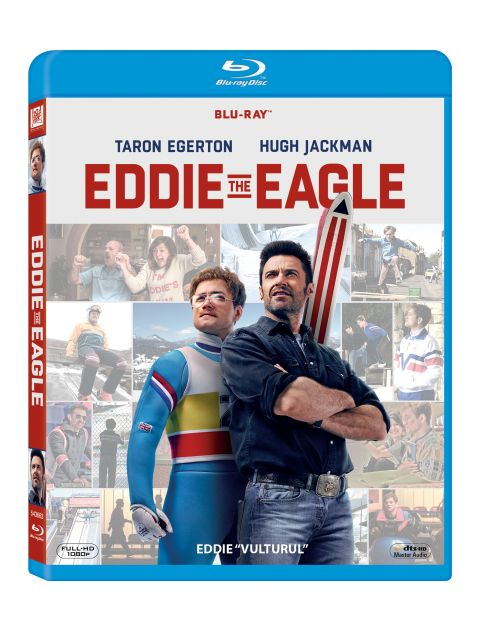 BD: EDDIE THE EAGLE - EDDIE VULTURUL