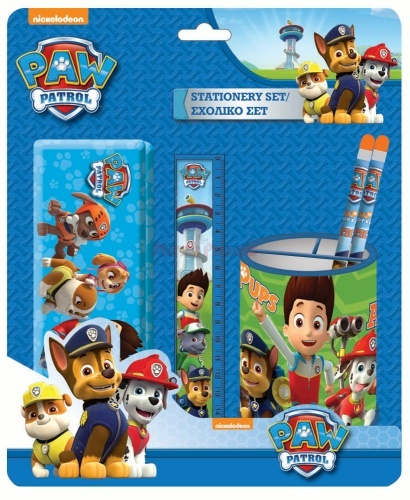 Notes+instrumente de scris,Paw Patrol
