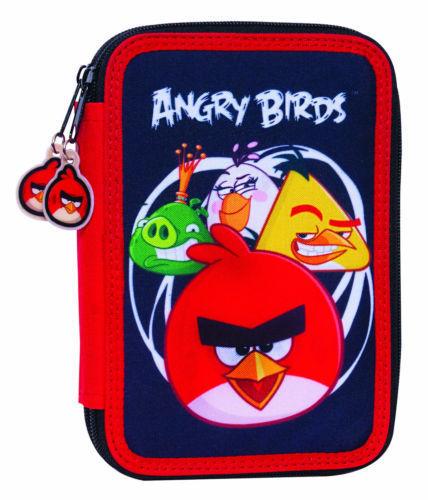 Penar dublu echipat,Angry Birds