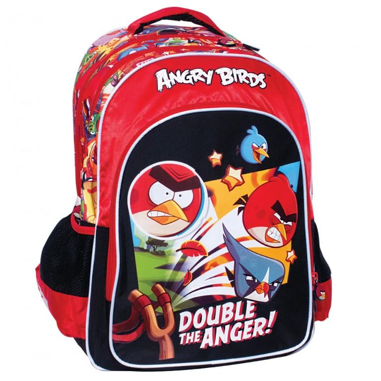 Ghiozdan Angry Birds