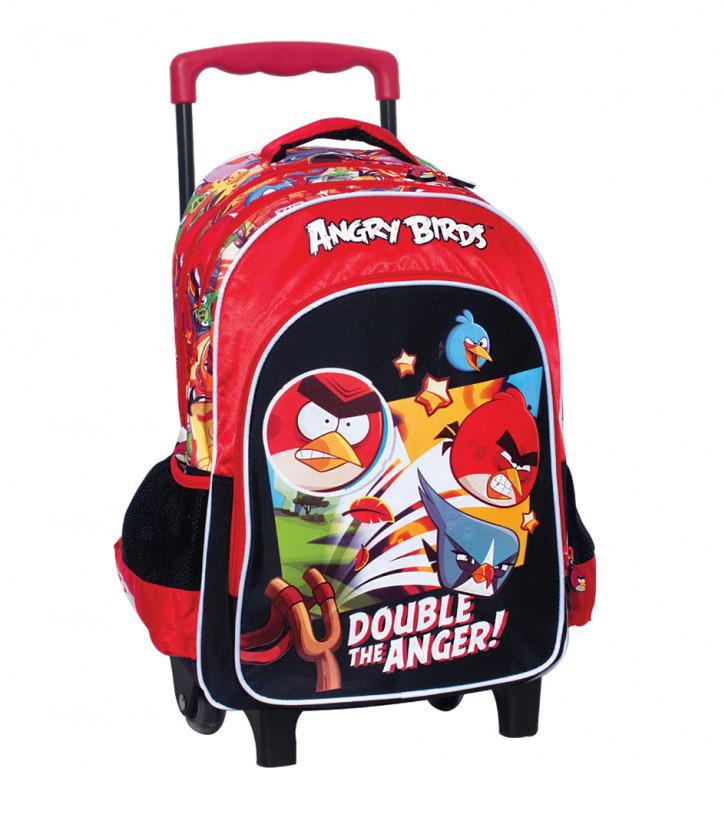 Troller gradinita,Angry Birds