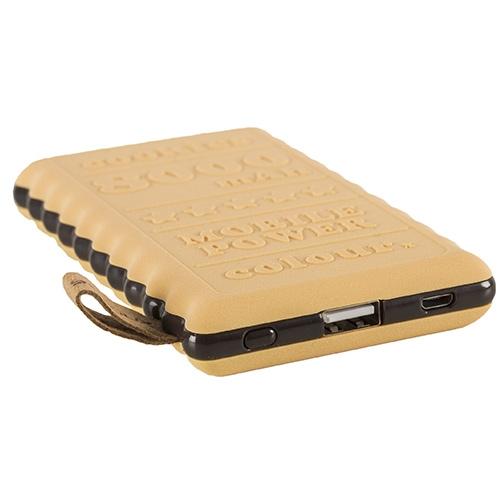 Baterie externa Serioux, portabila, Cracker, 8000mAh