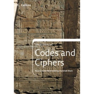 Need to know codes and ciphers