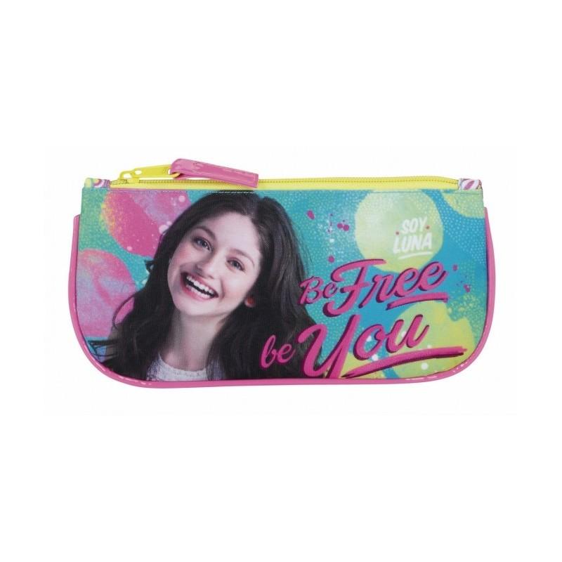 Penar 23x11cm,Soy Luna,Be Free