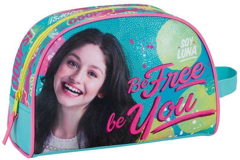 Geanta cosmetice 28x18x10cm,Soy Luna,Be Free