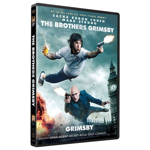 BROTHERS GRIMSBY  - GRIMSBY
