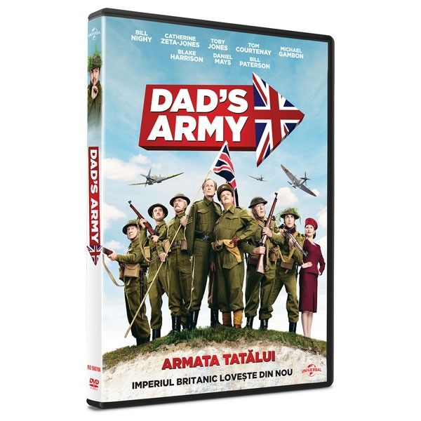 DAD'S ARMY  - ARMATA TATALUI