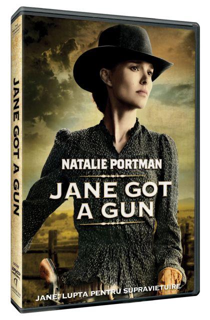 JANE GOT A GUN - JANE: LUPTA PENTRU SUPRAVIETUIRE