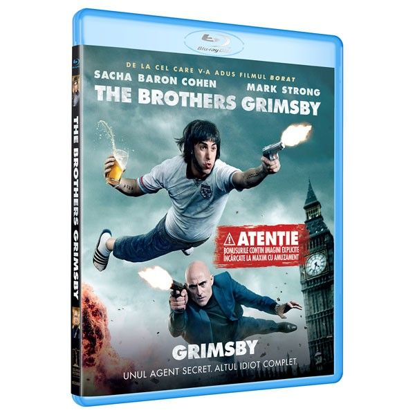 BD: BROTHERS GRIMSBY  - GRIMSBY