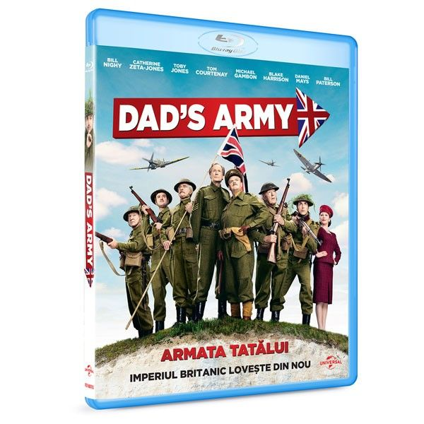 BD: DAD'S ARMY  - ARMATA TATALUI