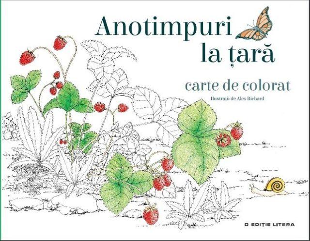 ANOTIMPURI LA TARA. CARTE DE COLORAT